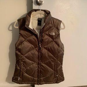 North Face women's vest